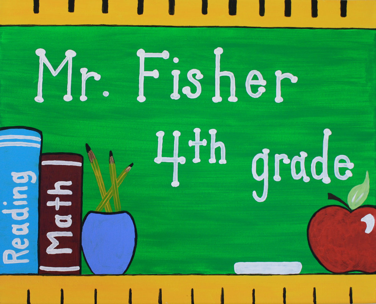 Mr Fisher's 4th Grade
