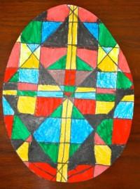 Symmetry Egg