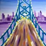 Busy Bridge