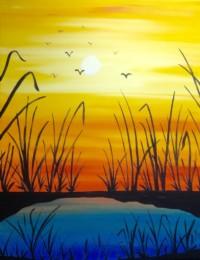 Sunny Marsh