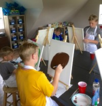 Brothers Painting