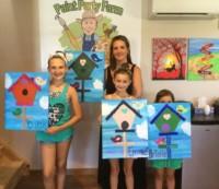 Family Birdhouses
