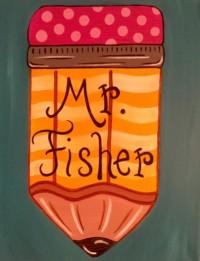 Teacher Pencil