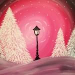 Winter Lamppost