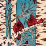 Birch Cardinals
