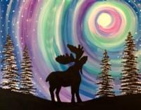 Moonlight Moose