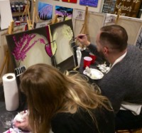 Couples Painting