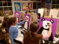 Panda Love Painters