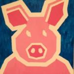 Taped Piggy