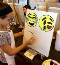 Painting Emojis