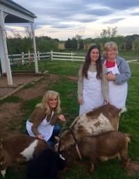 Goat Visit