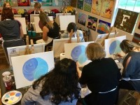 Psychic Painters