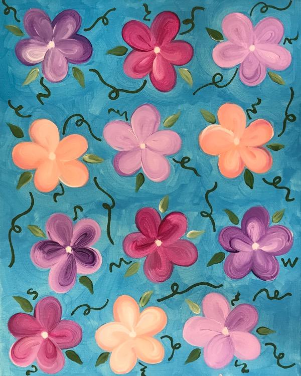 12 Flowers
