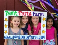 Paint Party Girls