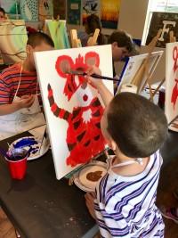 Tiger Painter