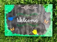 Welcome Slate