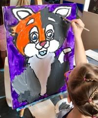 Kitty Painter