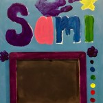 Name Chalkboard