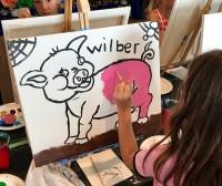 Pig Painter
