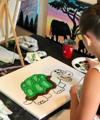Turtle Painter