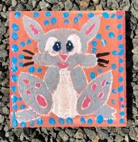 Bunny Rabbit Slate
