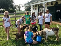 Girl Scout Visit
