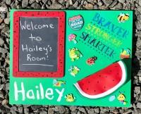 Hailey's Sign