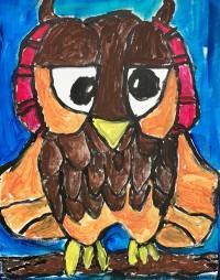 Kids Owl