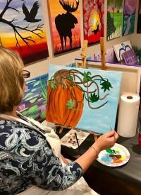 Pumpkin Painter