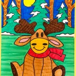Wilderness Moose