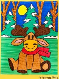 Wilderness Moose