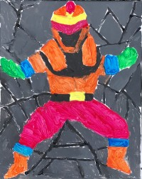 Boy Power Ranger