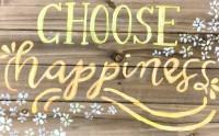 Happiness Wood