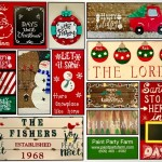 Holiday Signs