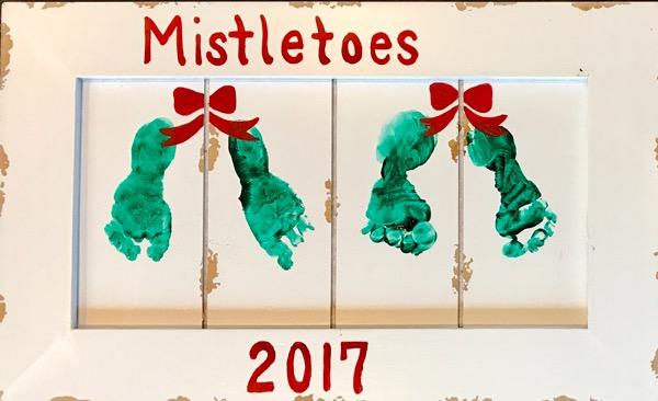 Mistletoes – Paint Party Farm