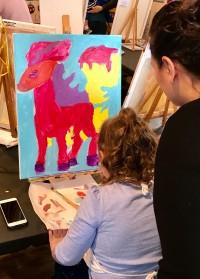 Ponyta Painter