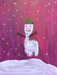 Snowman Foot