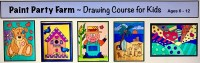August Drawing Course