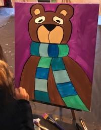Bear Painter