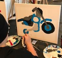 Dirt Bike Painter