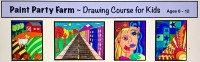 July Drawing Course