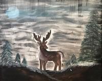 Wilderness Deer