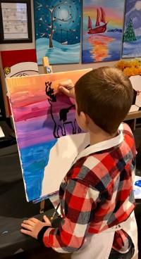 Buck Painter