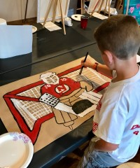 Hockey Painter