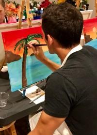 Palm Tree Painter