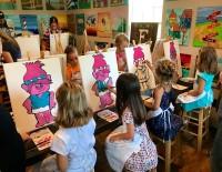 Poppy Painters