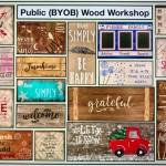Public Wood Worshop