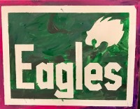 Taped Eagle