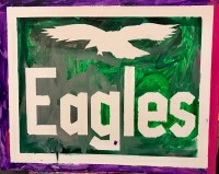 Taped Eagles