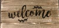 Welcome Wood